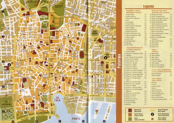 Gran mapa de Palermo 1