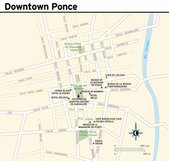 Ponce map 1