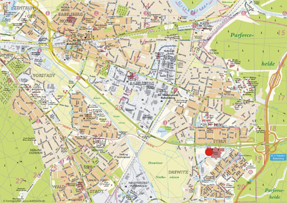 Potsdam map 1
