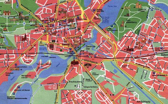 Potsdam map 2