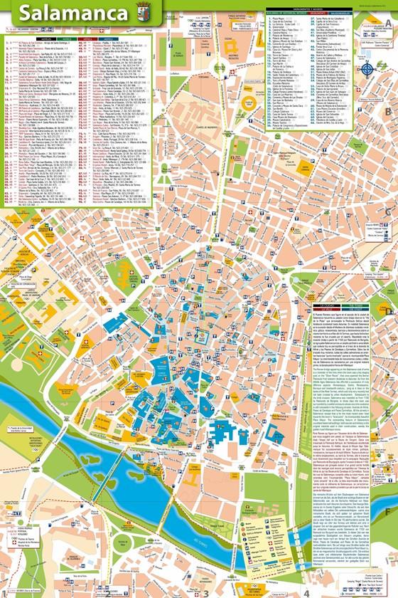 Salamanca map 2