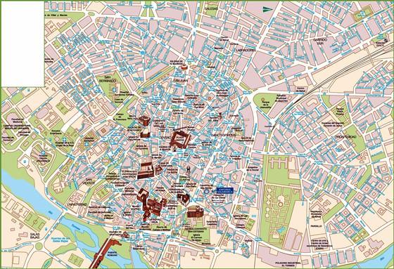 Salamanca map 3