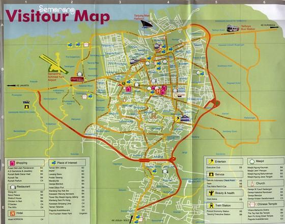 Semarang map 1
