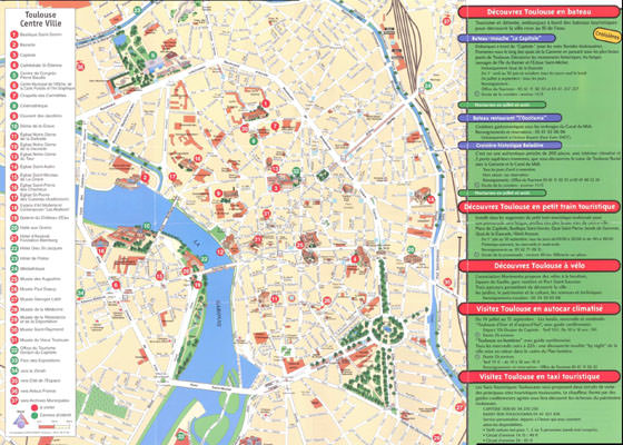 Toulouse map 1
