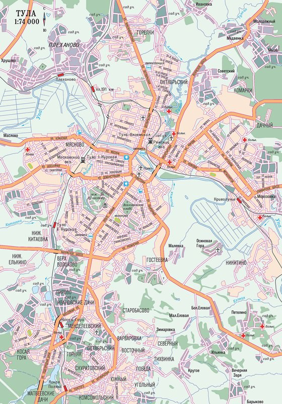 Tula map 1