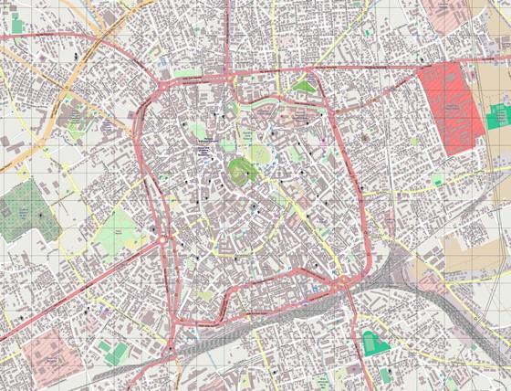 Udine map 1