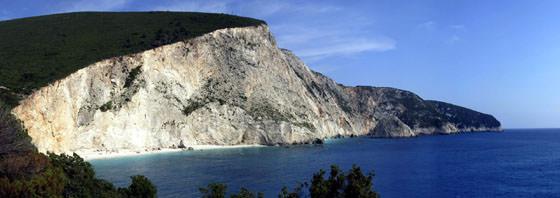 Foto panorámica de Lefkada