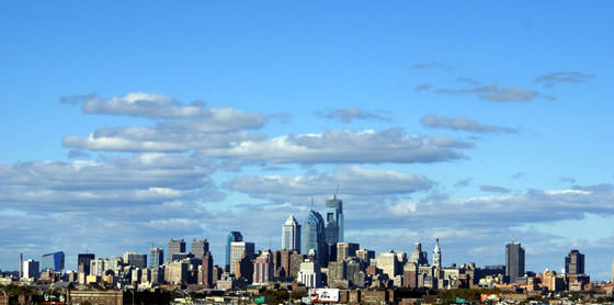 Photo panoramique de Philadelphie