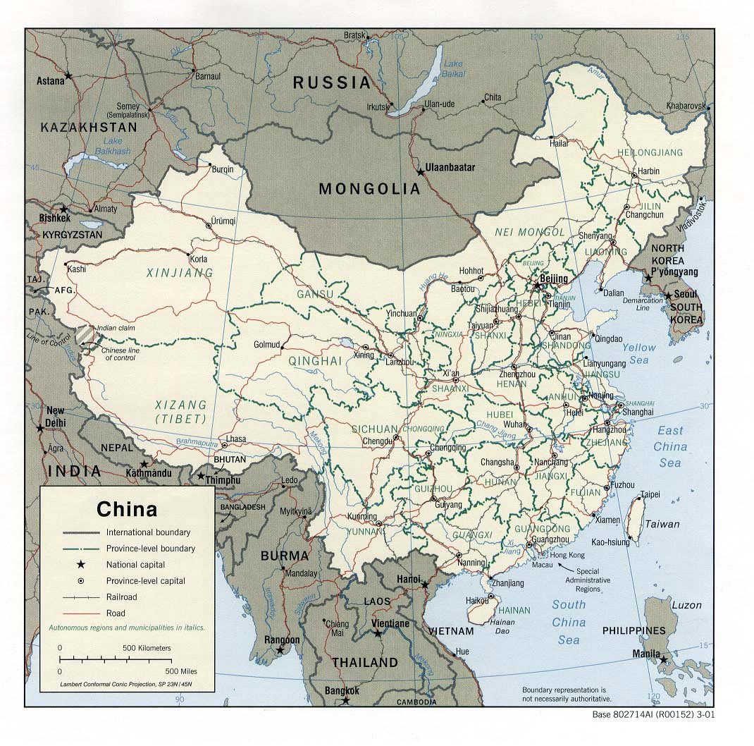 picture regarding Printable China Map known as China Maps Printable Maps of China for Down load