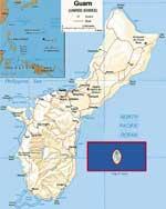 Landkarten von Guam