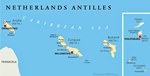Maps of Netherlands Antilles