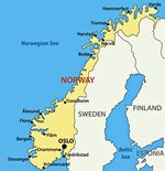Maps of Norway