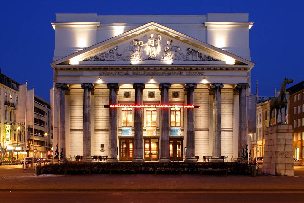Architektur Aachen aachen was zu besuchen und anzusehen kultur architektur museen tempel und theater in