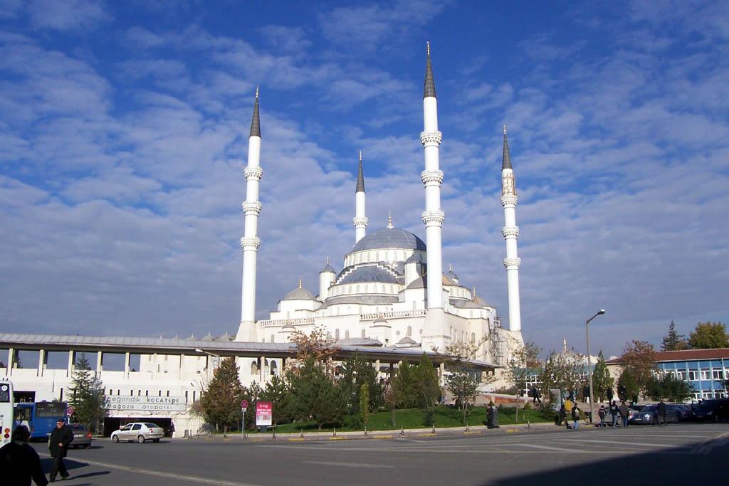 Reisgids Ankara | Alle bezienswaardigheden, wat te doen en