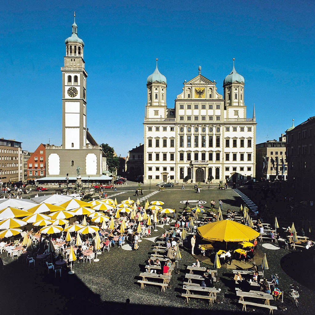 Hotels In Augsburg Best Rates Reviews And Photos Of
