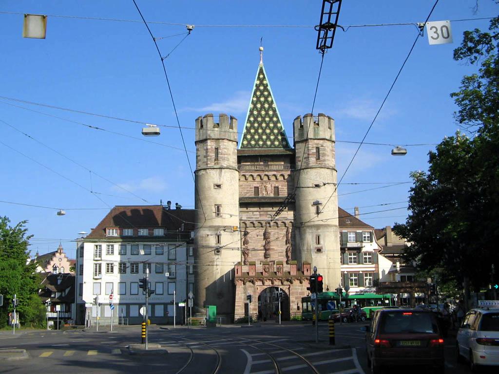 Basel was zu besuchen und anzusehen kultur architektur for Architektur basel