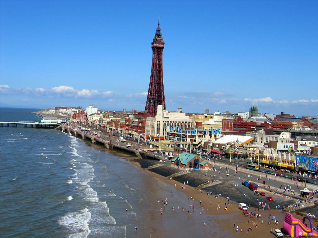 Hotels With Pools Near Blackpool