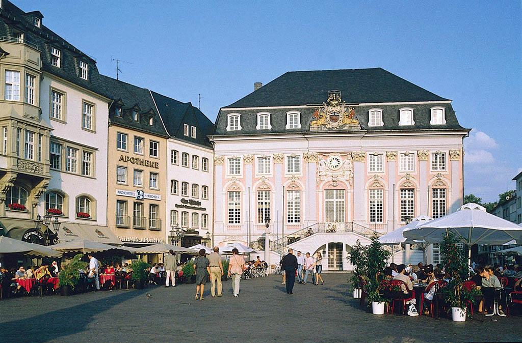 Bonn Germany  city images : Bonn: was man besuchen kann – Kultur, Architektur, Museen und Tempel
