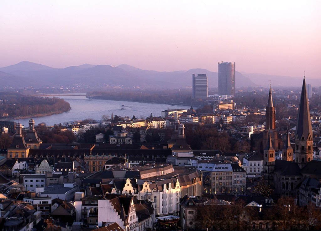 Bonn city guide sightseeings