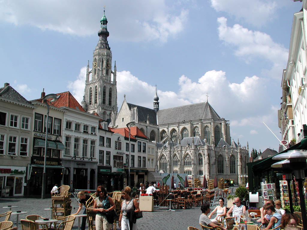 breda in holland
