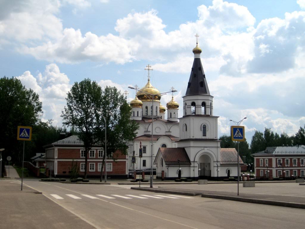 Достопримечательности Череповца — описание, адреса на ...