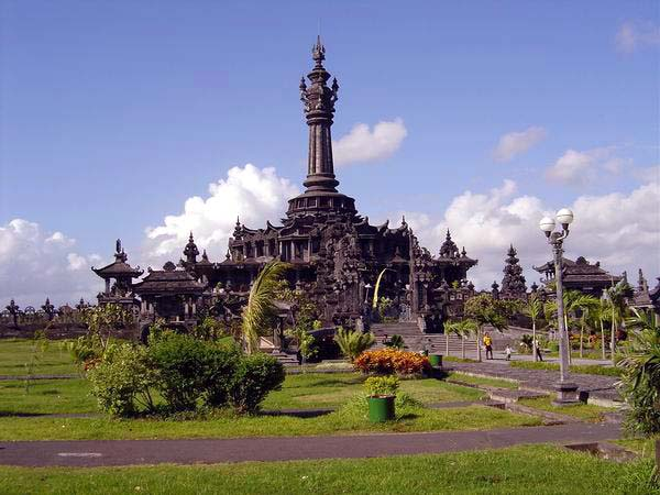 how to get from denpasar to bali