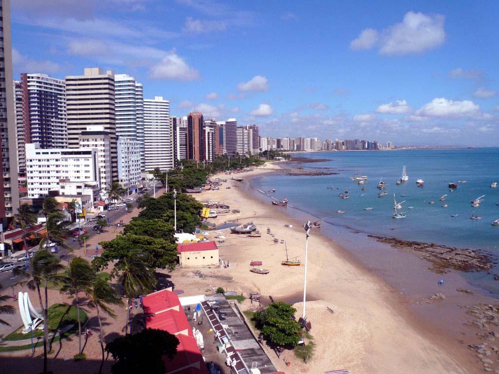 Fortaleza Cityguide Your Travel Guide To Fortaleza