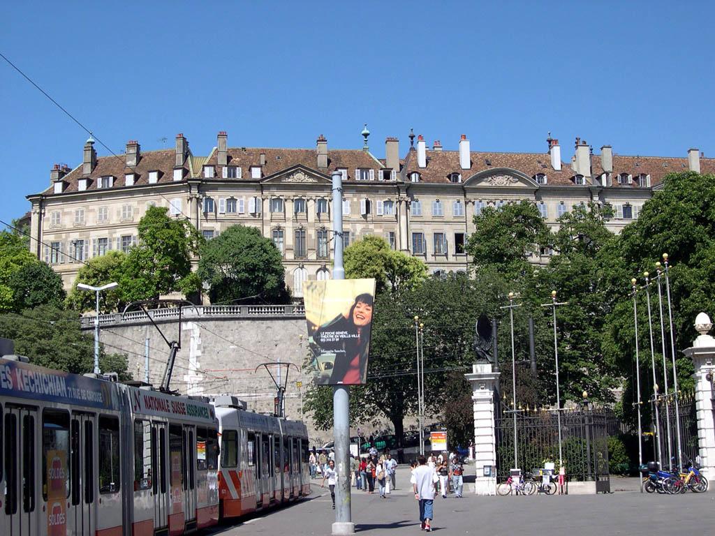 Restaurant Centre Ville Geneve