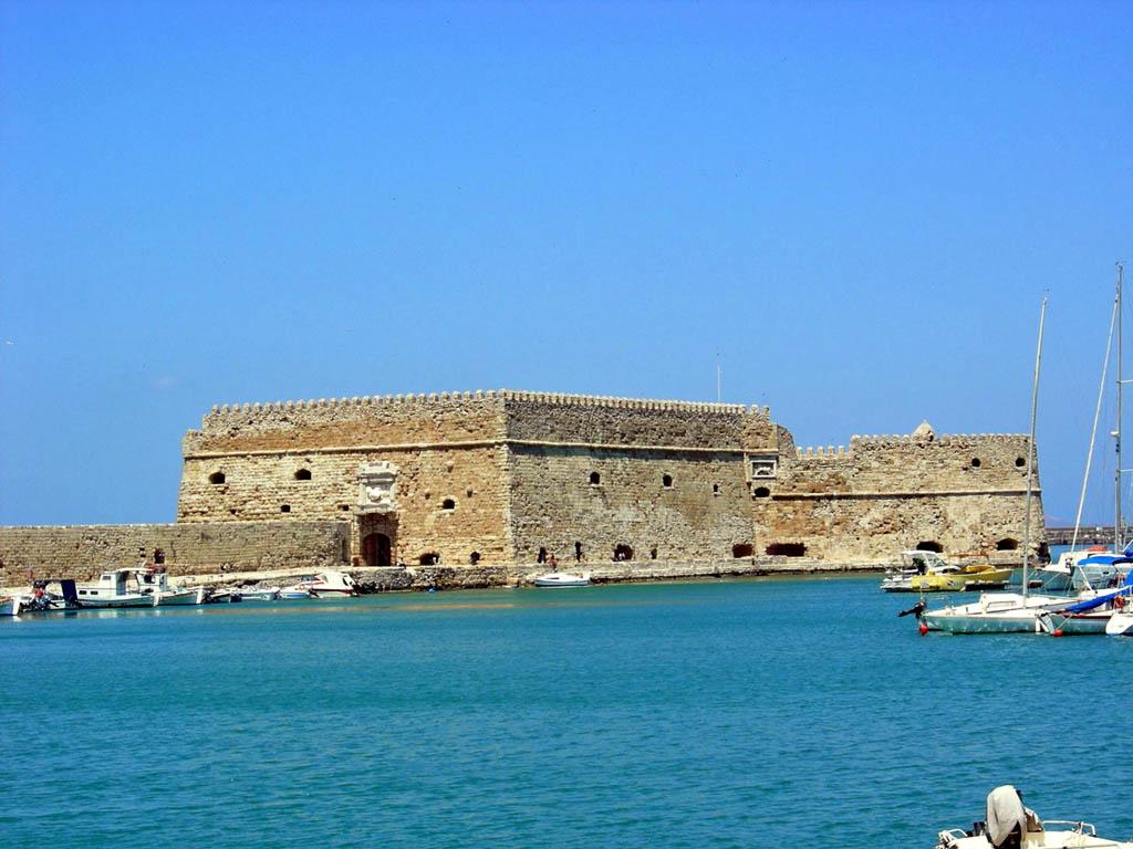 Large Crete Villa