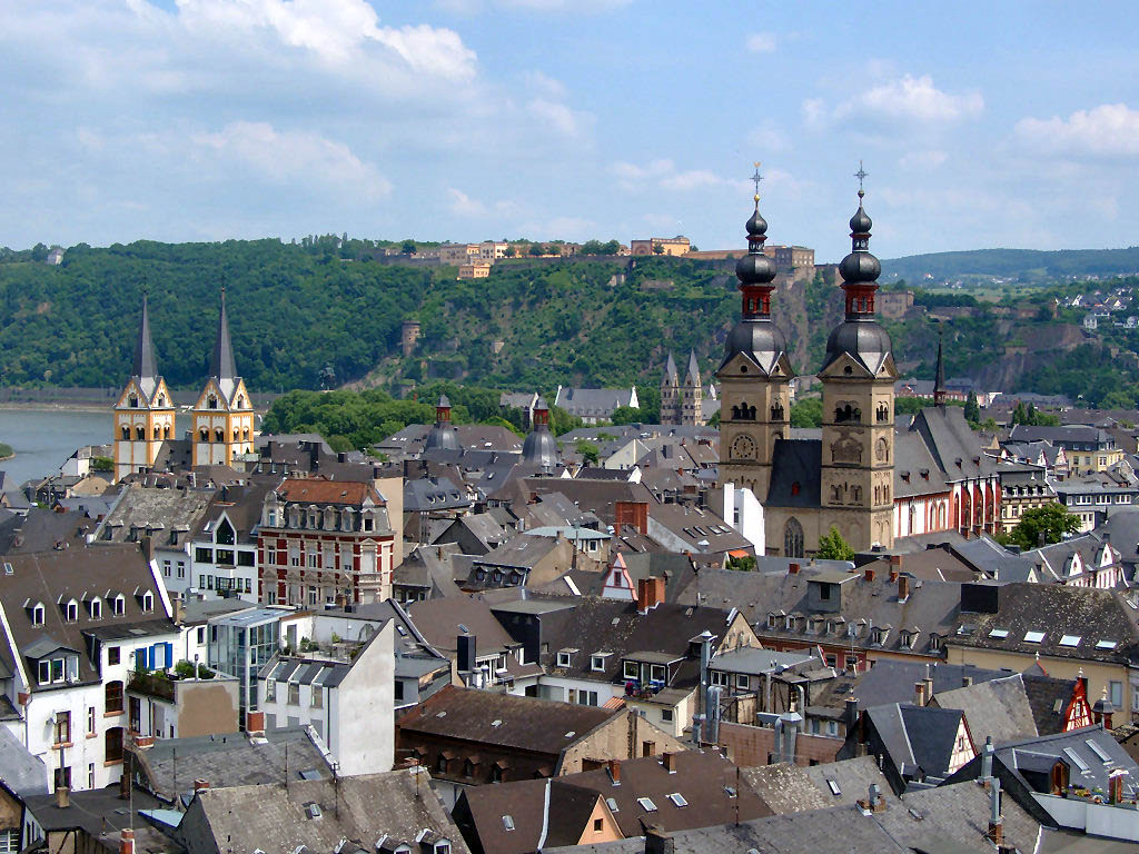 Koblenz Cityguide  Your Travel Guide to Koblenz