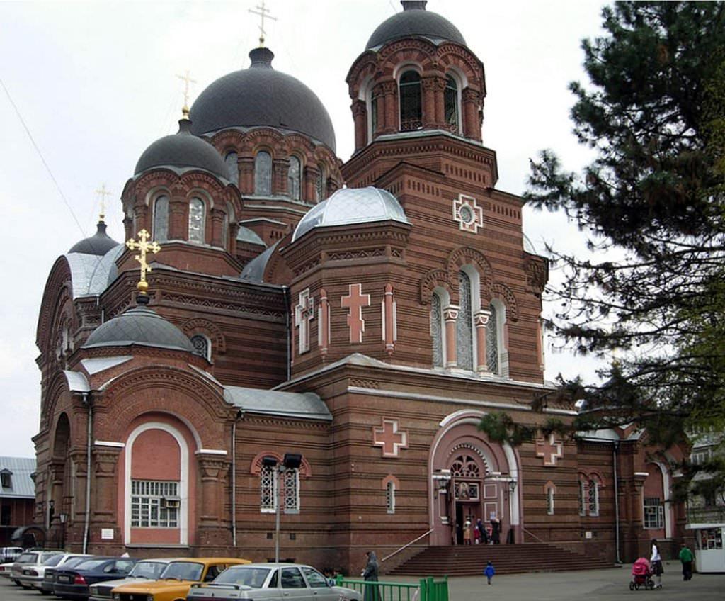 КРАСНОДАР - ДОСТОПРИМЕЧАТЕЛЬНОСТИ | Тургид-путеводитель по ...: http://www.orangesmile.com/destinations/krasnodar/