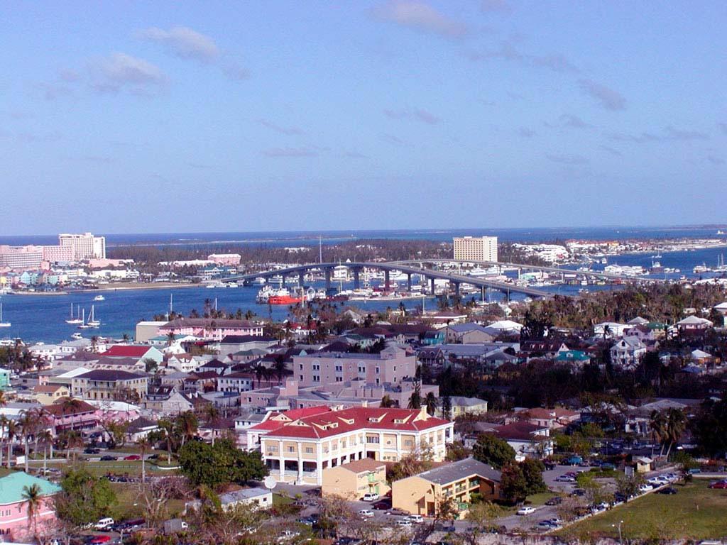Cities In Nassau Paradise Island