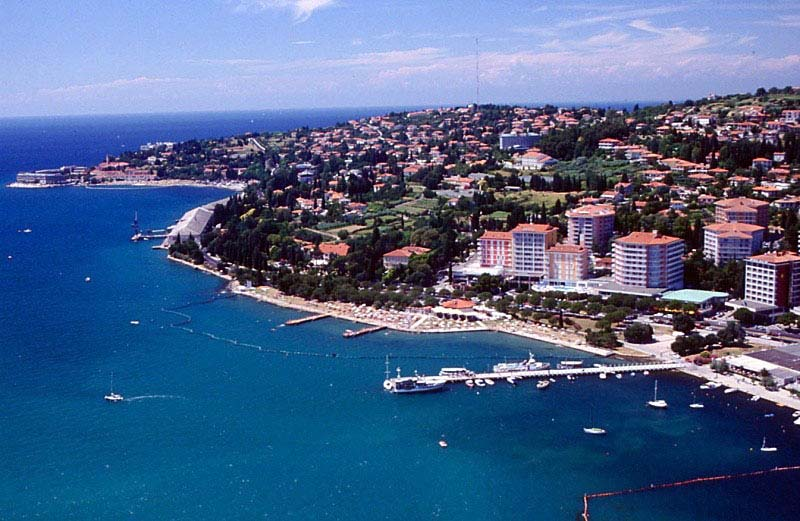 Portoroz Cityguide Your Travel Guide To Portoroz