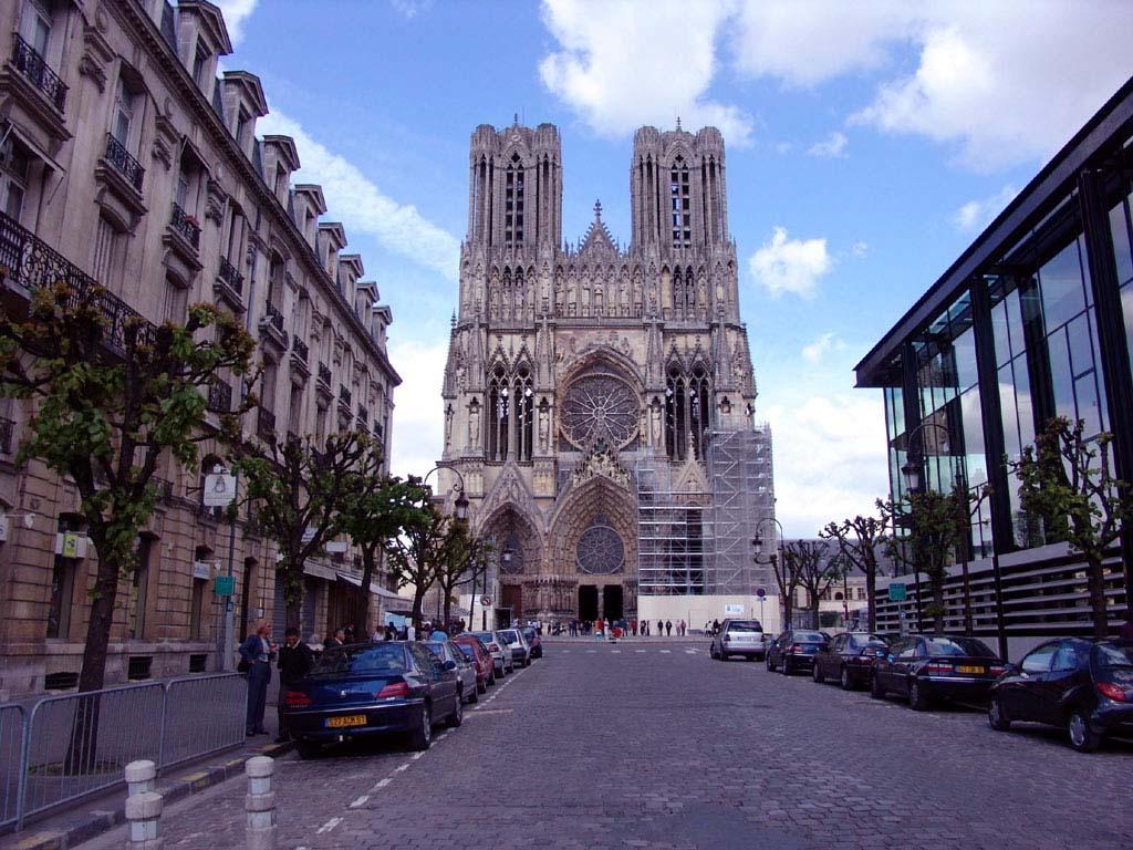 Hotels A Reims Centre Ville
