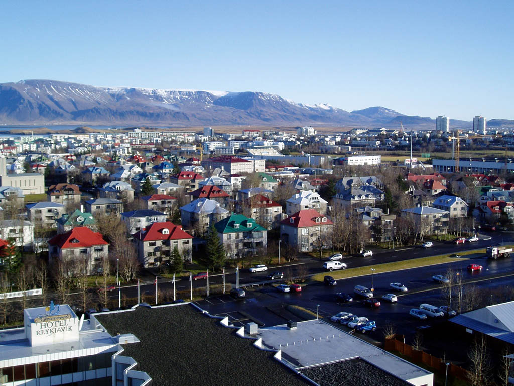 Reykjavik Car Hire | Rent Your Car in Reykjavik Cheap ...