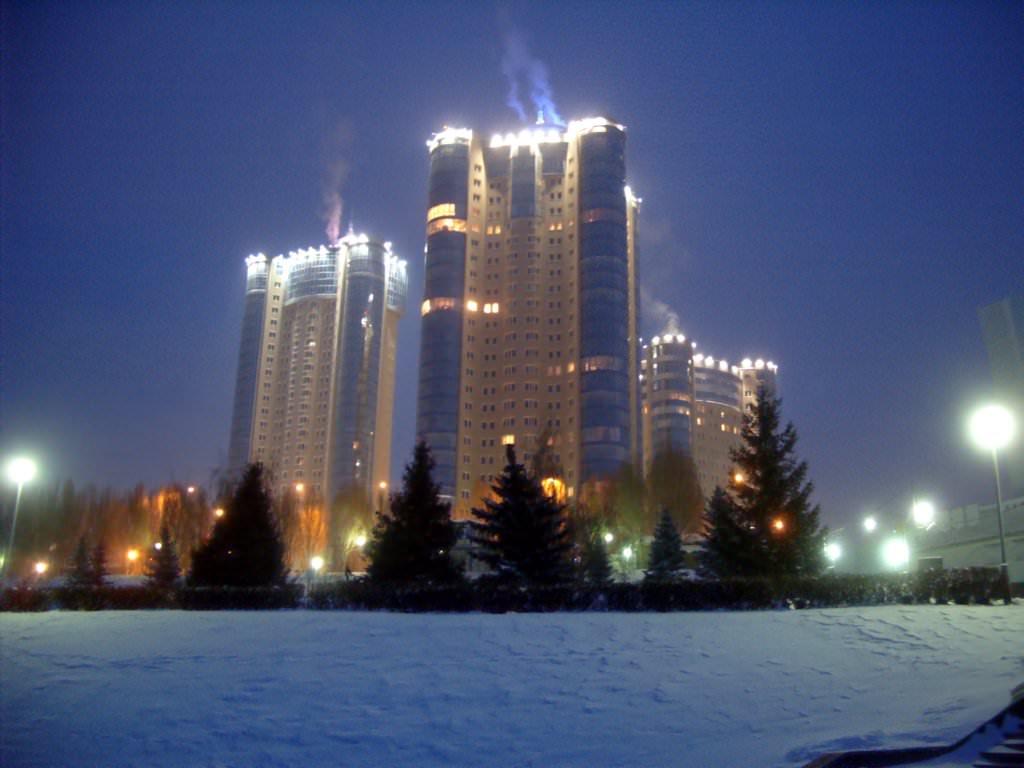 Омский район праздник севера