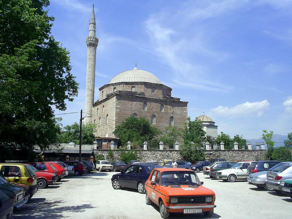 Hotel Tcc Plaza Skopje Mazedonien