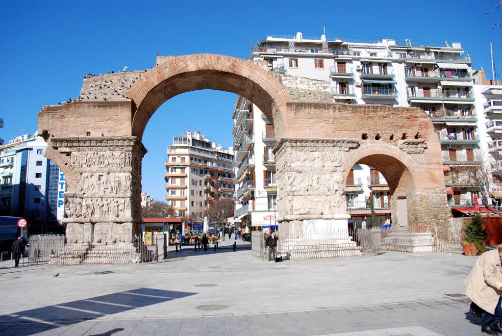 Guide touristique de Thessalonique  Toutes les curiosités ...