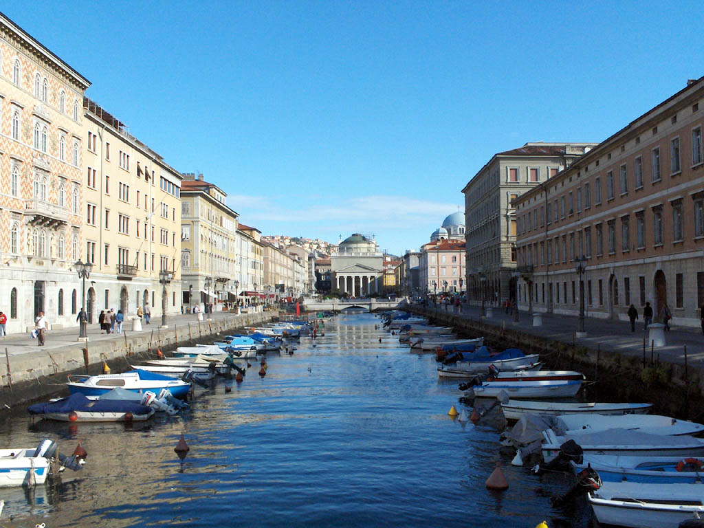 Italian Tourist: Trieste Italy: Worth A Visit! « Italy Travel