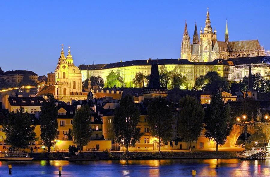 Экскурсия по Праге