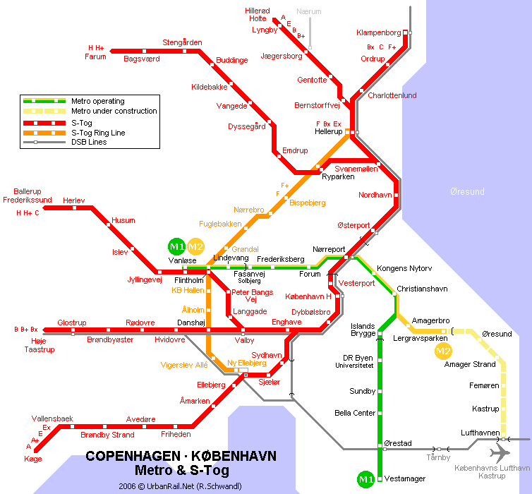 Stockholm Metro Map Pdf