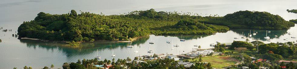 Vanua Levu Island