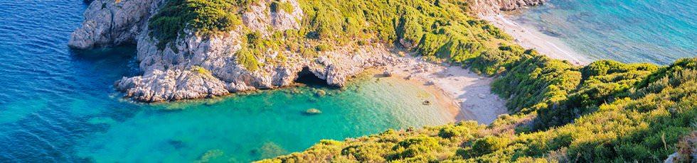Korfu Insel