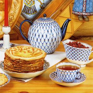 Cocina Rusa Blini