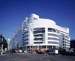 мэрия (het nieuwe stadhuis)