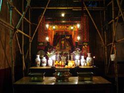 Храм Ман-Мо (Man-Mo-Temple)