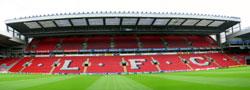 Стадион Ливерпуль(Anfield Stadium)