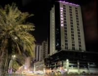 Отель Novotel Centre Hotel Abu Dhabi