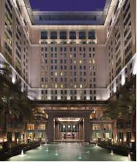 Отель The Ritz-Carlton, Dubai International Financial Centre