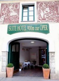 Отель Suite Hotel 900 m zur Oper